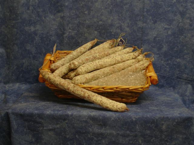 """Strolghino"" salami in small pieces of 0.330 Kg"